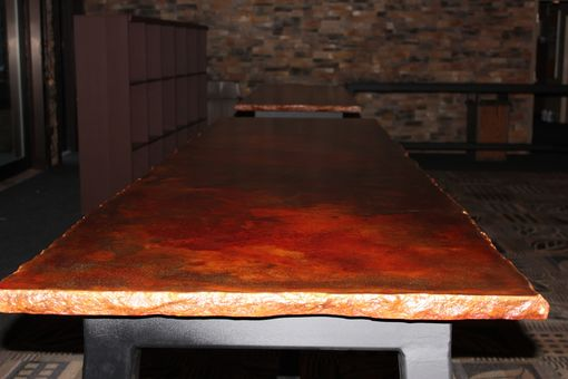Custom Made Blue Mountain Ski Area Lodge Tables