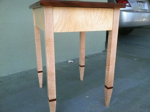 Custom Made Bedside/End Tables.(Ask About 'Green Piece' Option)