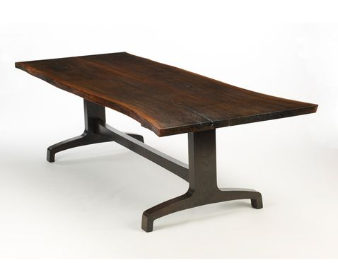 Custom Made Spline Dining Table