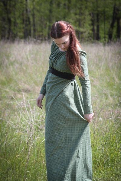 Custom Regency Era Dresses Pride And Prejudice By Anna S