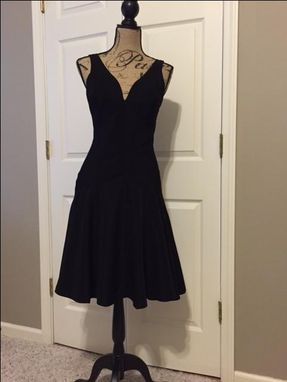 Custom Made Bridesmaid Cocktail Party Dress