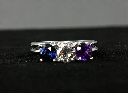 Custom Made Mother's Ring/Bridal Wrap