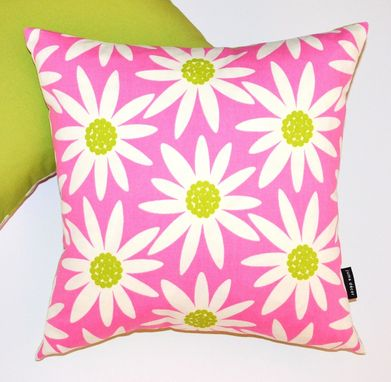 Custom Made Happy Floral Pillows