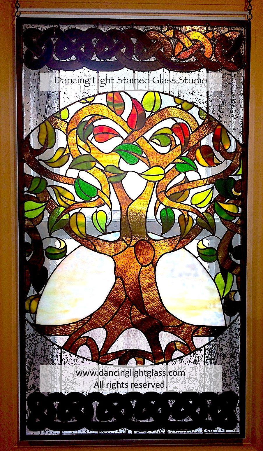 Handmade Celtic Tree Of Life By Dancing