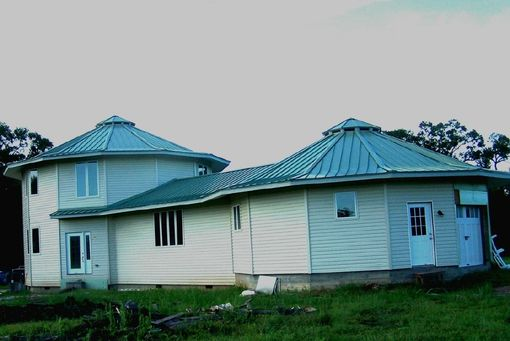 Custom Made Specialty Metal Roofing
