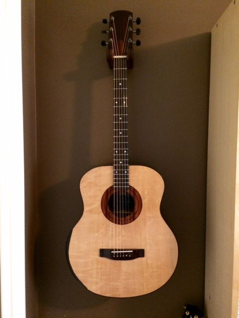 buy hand crafted custom built acoustic steel string guitars made to order from rc instruments. Black Bedroom Furniture Sets. Home Design Ideas