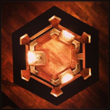 Custom Made Hexlamp