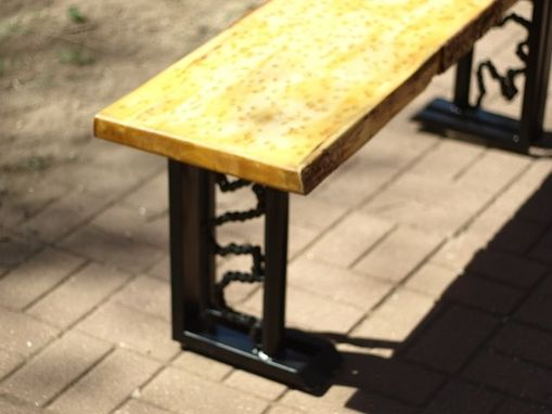 Custom Made Benches & (More) Tables