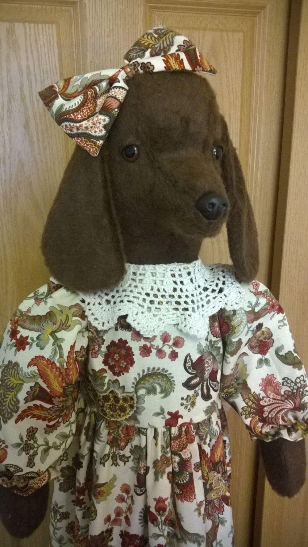 Handmade Dachshund Dog Vacuum Cleaner Cover By