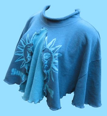Custom Made Sweater And Sweatshirt Capes
