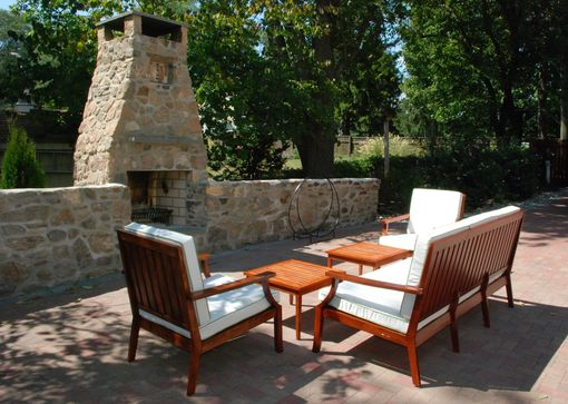 Custom Made Outdoor Furniture