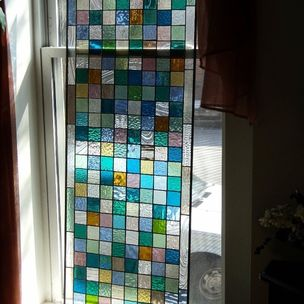 Donna Terraza Terraza Stained Glass Baltimore Md