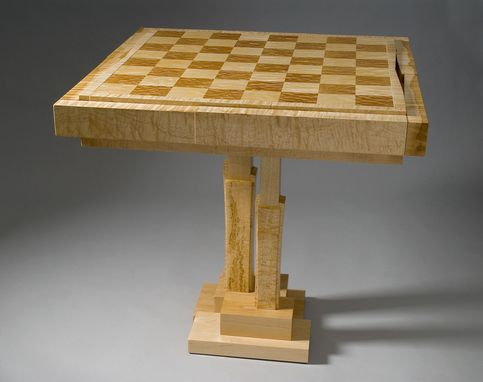 Custom Made Slab Series Game Table