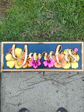 Custom Made Decorative Signs