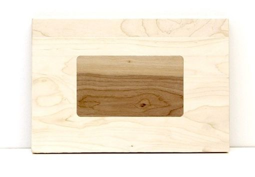 Custom Made Western States Solid Wood Cutting/Serving Board