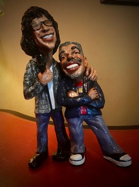 Custom Made Caricatures