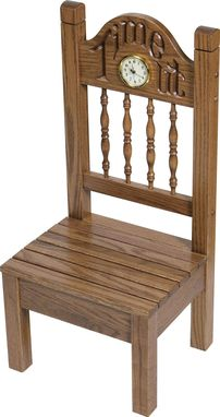 Custom Made Children's Time-Out Chair