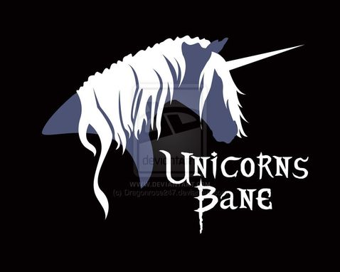 Custom Made Unicorns Bane (16x20)
