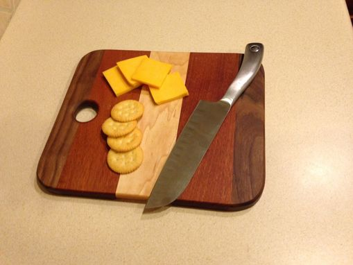 Custom Made Cheese Slicing Board