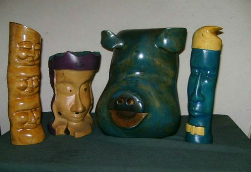 Custom Made My Some Of My Wooden Friends
