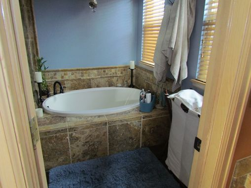 Custom Made Custom Master Bath