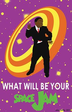 Custom Made Film-Inspired Digital Print - Kid President Poster