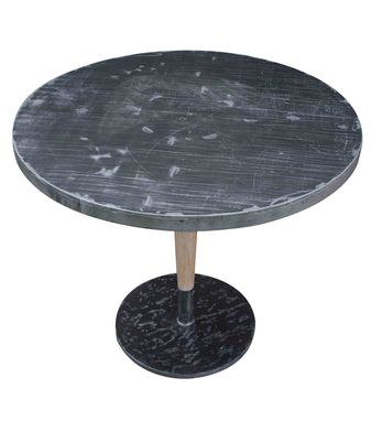 Custom Made Metal Round Bistro Table