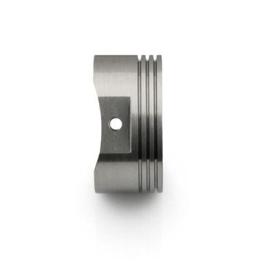Titanium Piston Ring With Skirt Design