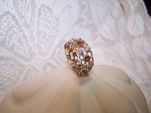 Custom Made Lace Ring