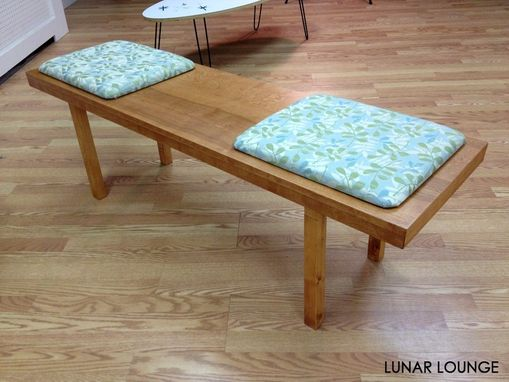 Custom Made Olson Platform Bench