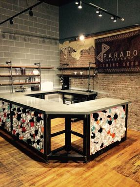 Custom Made Paradox Coffee Bar