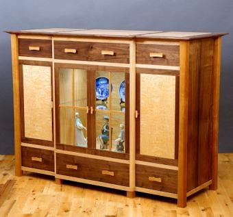 Custom Made Sideboard Cabinet