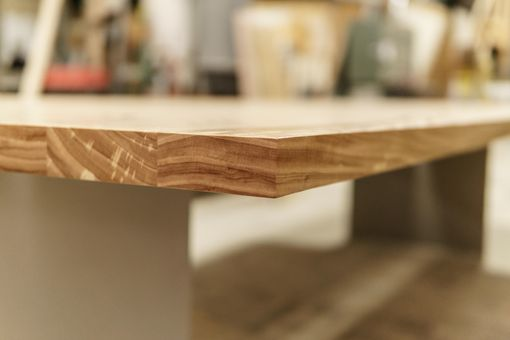 Custom Made Custom Wood Conference Table