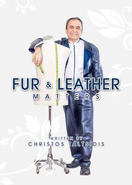 Custom Made Christos Custom Designed Men's Leather Suit