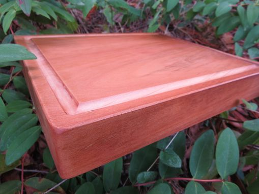 Custom Made Madrone Cutting/Serving Boards