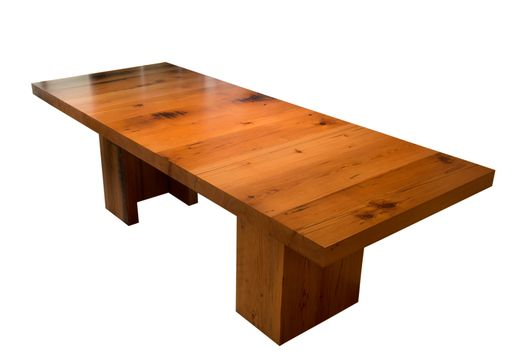 Custom Made Showroom Model - Reclaimed Wood Dining/Conference Table