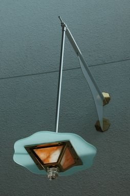 Custom Made Eternal Light-Judaica