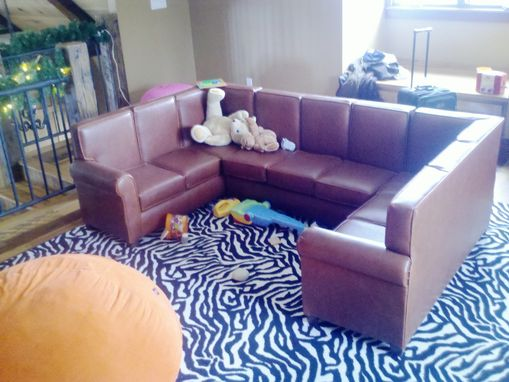 Custom Made 3 Piece Childrens Sectional