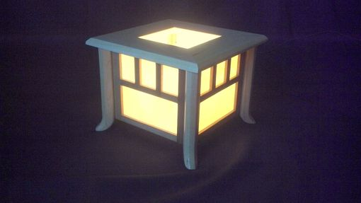 Custom Made Craftsmen Style Table Lamp