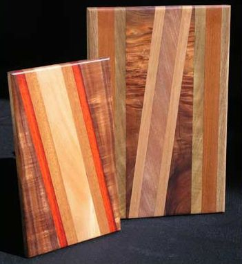 Custom Made Serving Boards