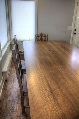 Custom Made Industrial Dining Table Or Conference Table
