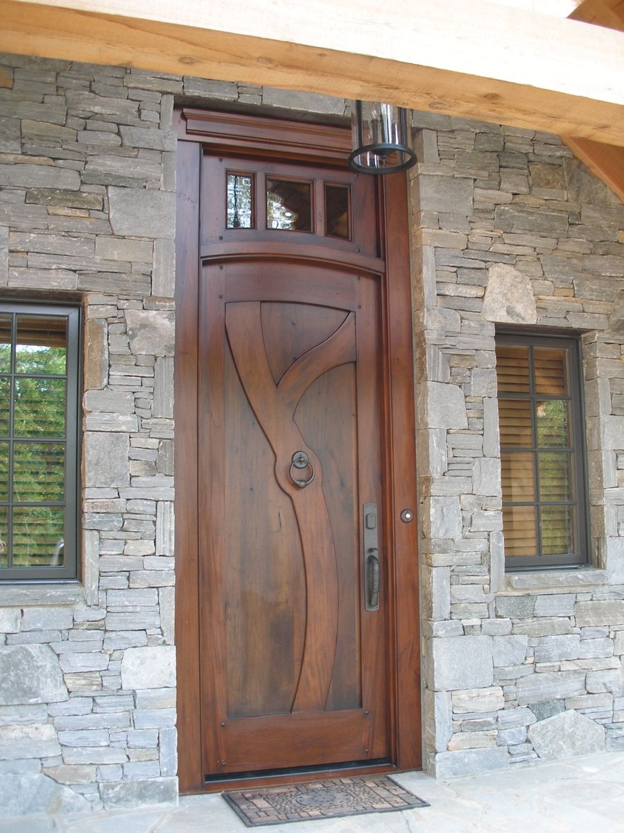 Rick Baynard: Appwood Doors / Appalachian Woodwrights | Morganton, NC