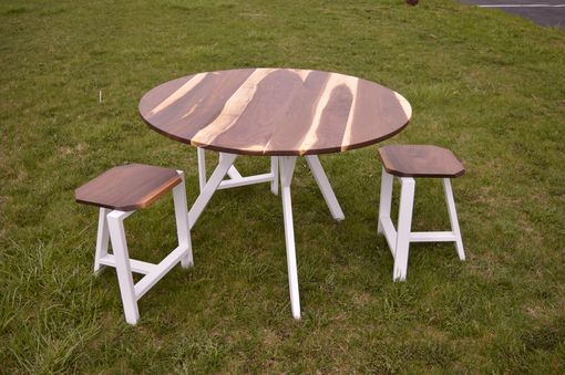 "Custom Made ""Treble"" Cafe Table"
