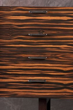Custom Made Macassar Ebony Buffet