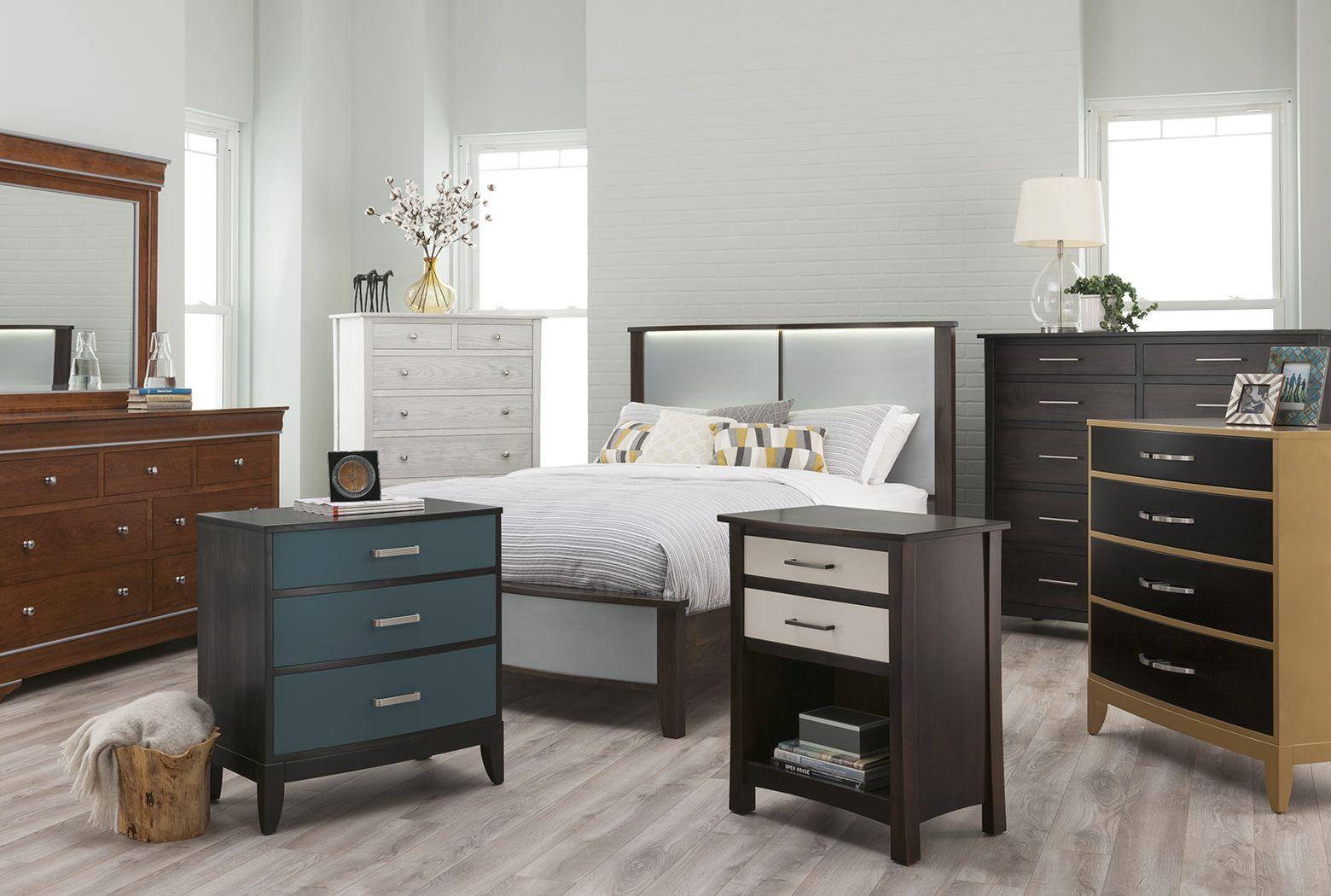 Hand Made Bedroom Furniture by Keystone Home   CustomMade.com