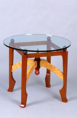 Custom Made End Point Table