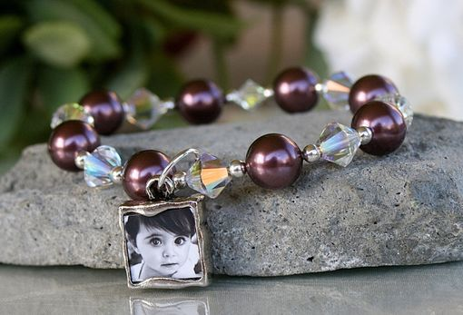 Custom Made Brides Bracelet, Mother Of The Bride Bracelet, Bridal Bracelets, Wedding Bracelet