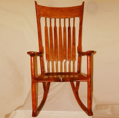 Custom Made Rocker Classic Heirloom