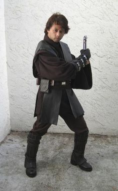 Custom Made Anakin Skywalker Episode 3 Tunic, Tabards And A Sash In 6 Sizes,4 Peices
