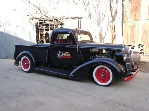 Custom Made 1936 Dodge Pickup Restoration Ratrod